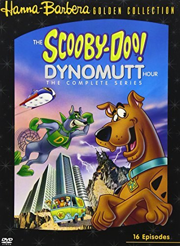 Complete Series Scooby Doo Dynomutt Clr Nr