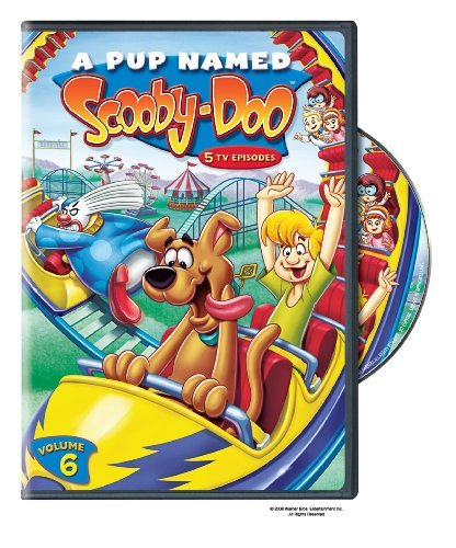 Pup Named Scooby Doo Vol. 6 Pup Named Scooby Doo Nr