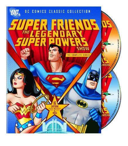 Legendary Super Powers Show Super Friends Nr 2 DVD