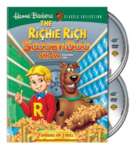 Richie Rich Scooby Doo Hour Vo Richie Rich Scooby Doo Hour Nr 2 DVD