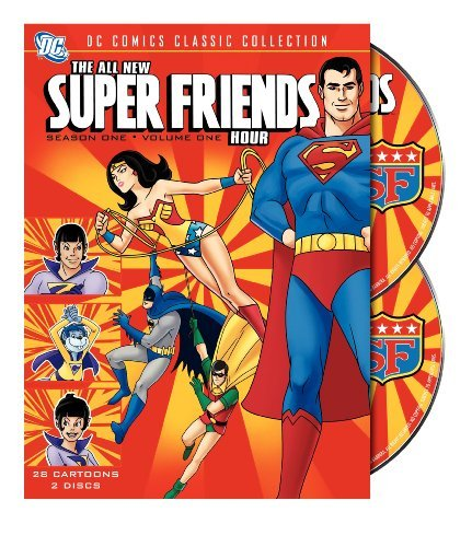 All New Superfriends Hour Vol. All New Superfriends Hour Nr 2 DVD