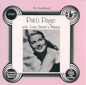 Patti Page 1949 Uncollected