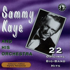 Sammy Kaye Plays 22 Original Big Band Rec