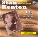 Stan Kenton Plays 18 Original Big Band Rec