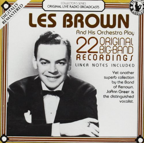 Les Brown Plays 22 Original Big Band