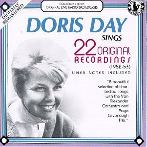 Doris Day Sings 22 Great Songs