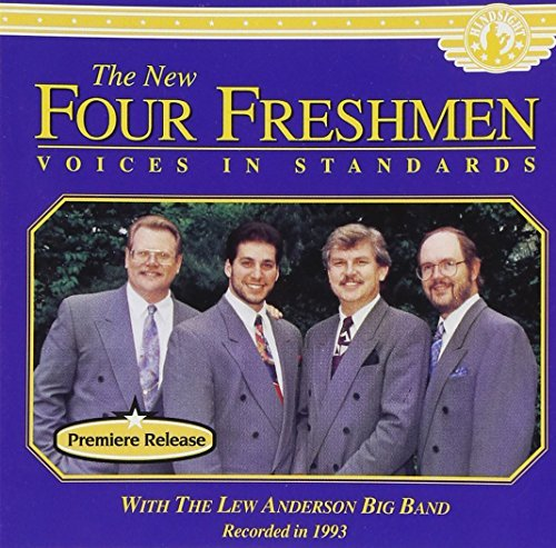 New Four Freshmen Voices In Standards