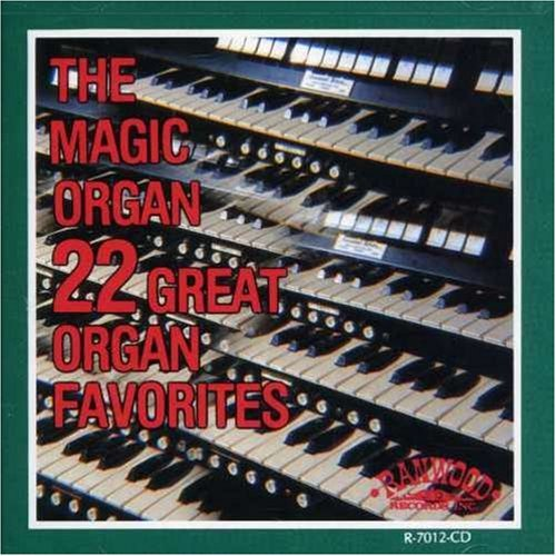 Magic Organ 22 Great Organ Favorites