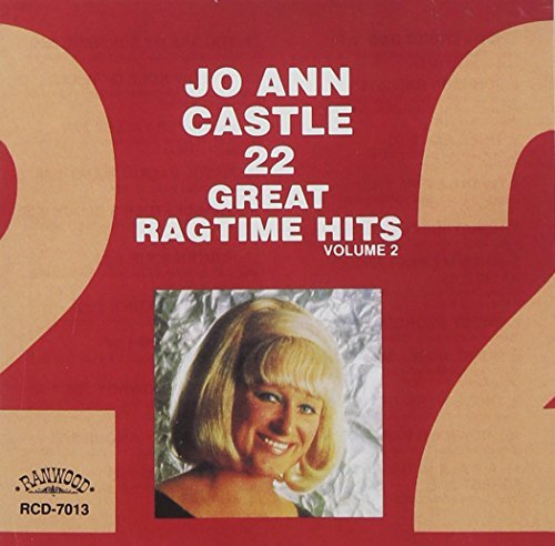 Jo Ann Castle Vol. 2 22 Greatest Ragtime Hi