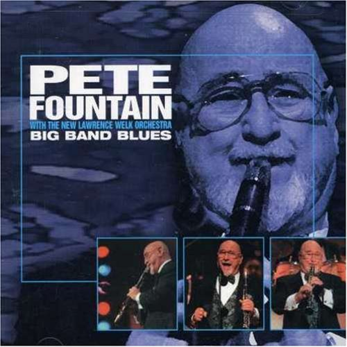 Pete & New Lawrence W Fountain Big Band Blues