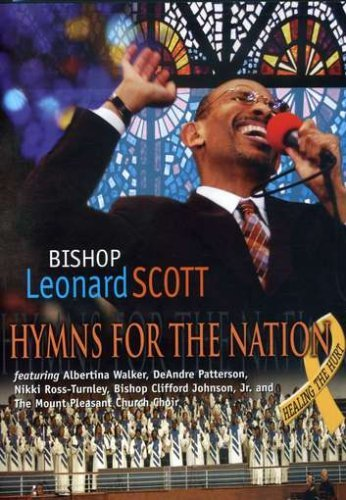 Bishop Leonard Scott Hymns For The Nation