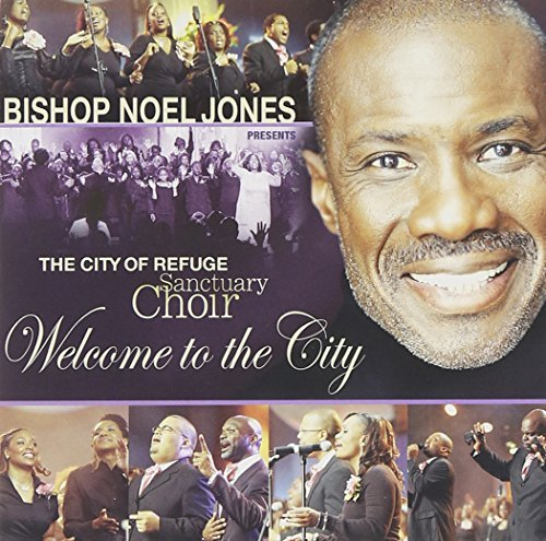 Bishop & The City Of Ref Jones Welcome To The City
