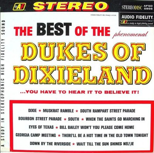 Dukes Of Dixieland Best Of The Dukes Of Dixieland