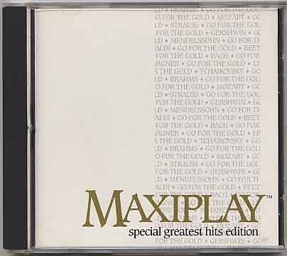 Go For The Gold Maxiplay Special Greatest Hits Edition Go For The