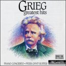 E. Grieg Greatest Hits Sherman*russell (pno) Silverstein Utah So