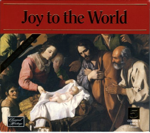 Joy To The World Joy To The World 5 CD Set
