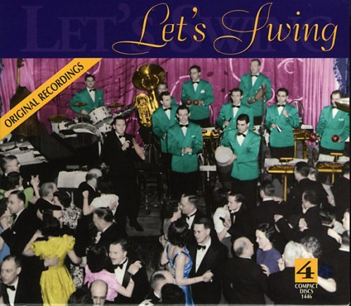 Lets Swing Lets Swing Remastered 4 CD Set