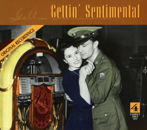 Gettin' Sentimental Gettin' Sentimental Remastered 4 CD Set