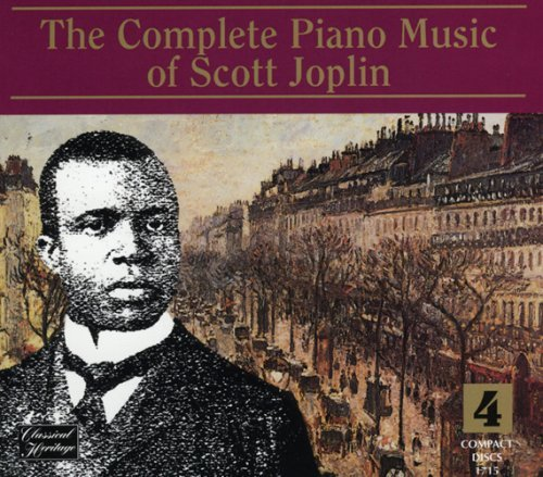 John Arpin Complete Piano Music Of Scott Joplin