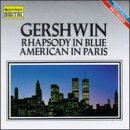 Gershwin G. Rhaps Blue Amer Paris Lullaby