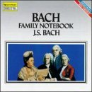 Bach Family Bach Family Notebook