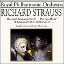 R. Strauss Also Sprach Don Juan Till Eule Mackerras Royal Po