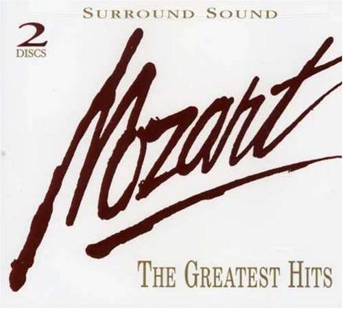 Wolfgang Amadeus Mozart Greatest Hits Various