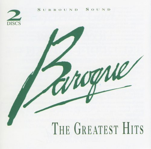 Baroque Greatest Hits Baroque Greatest Hits 2 CD Set