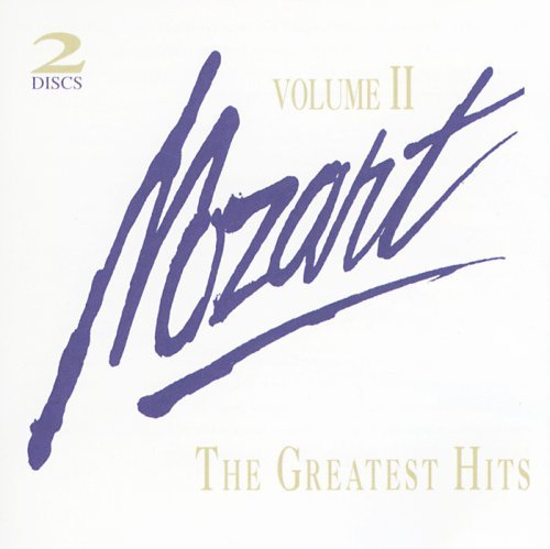 W.A. Mozart Vol. 2 Greatest Hits