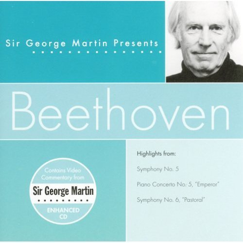 L.V. Beethoven Sym 5 Con Pno 5 Sym 6 Enhanced CD Royal Po