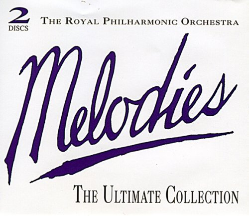 Royal Philharmonic Orchestra Melodies Ultimate Collection 2 CD Set