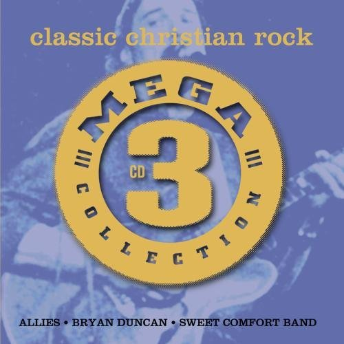 Mega 3 CD Collections Classic Christian Rock Sweet Comfort Band Allies Mega 3 CD Collections