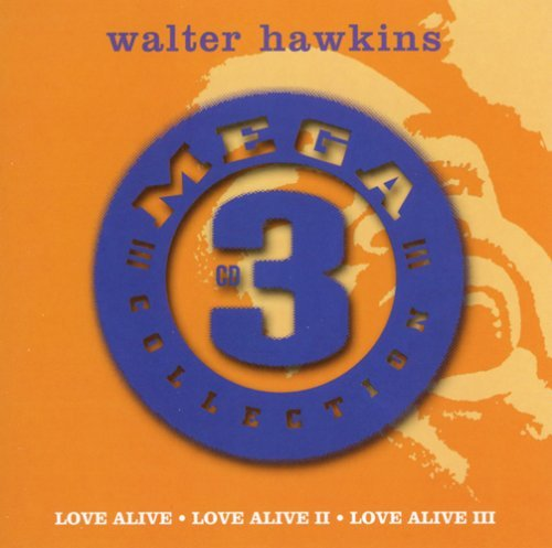 Walter Hawkins Mega 3 CD Collections 3 CD Set Mega 3 CD Collections