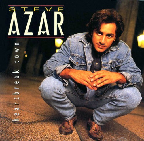 Steve Azar Heartbreak Town