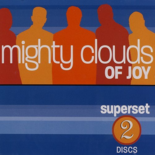 Mighty Clouds Of Joy Superset 2 CD Set