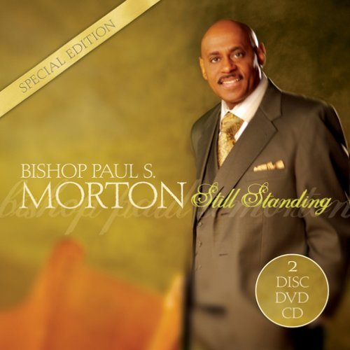 Bishop Paul S. Morton Still Standing 2 CD Set