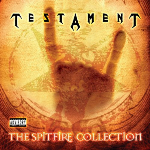 Testament Spitfire Collection Explicit Version