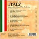 Fausto & His Orchestra Corelli Music Of Italy