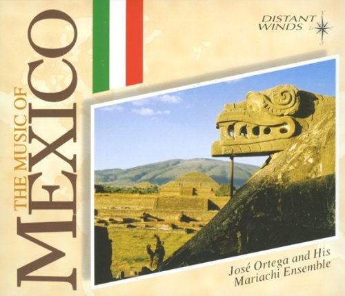 Ortega Jose & His Mariachi Ens Music Of Mexico