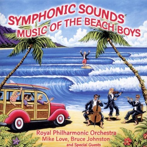 Royal Philharmonic Orchestra Symphonic Sounds Of The Beach