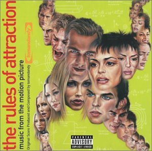 Rules Of Attraction Soundtrack Blondie Donovan Nilsson Milla Erasure Rapture Yaz