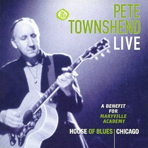 Pete Townshend Live