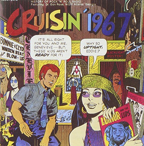 Cruisin' 1967 Cruisin' Turtles Cowsills Techniques Cruisin'