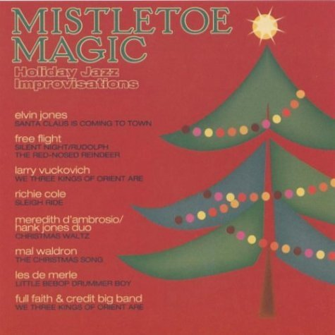 Mistletoe Magic Mistletoe Magic Jones Vuckovich Waldron