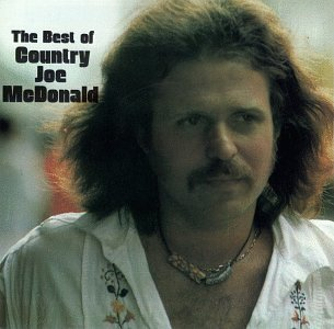 Country Joe Mcdonald Best Of Country 1969 75