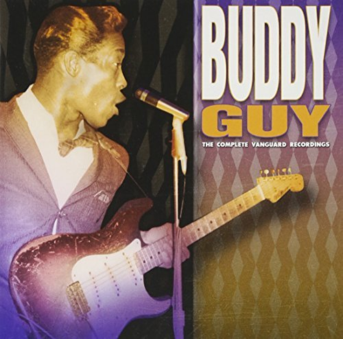 Buddy Guy Complete Vanguard Recordings 3 CD