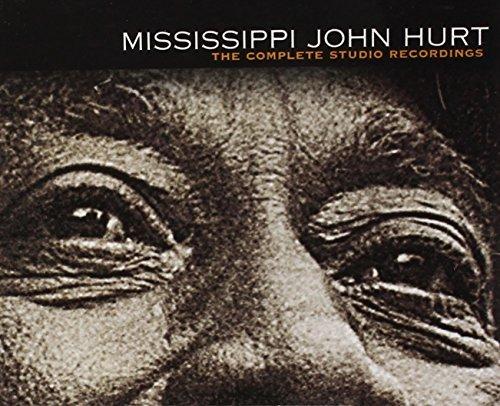 Mississippi John Hurt Complete Studio Recordings 3 CD