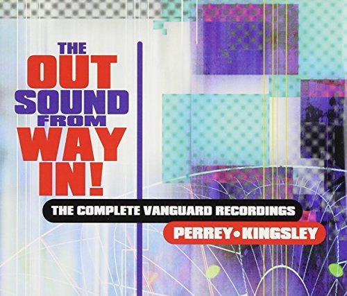 Perrey Kingsley Out Sounds From Way In 3 CD