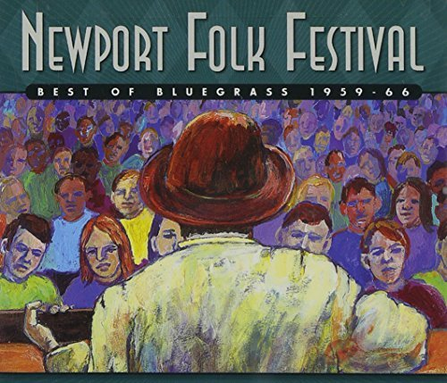 Newport Folk Festival Best Of Bluegrass 3 CD Newport Folk Festival