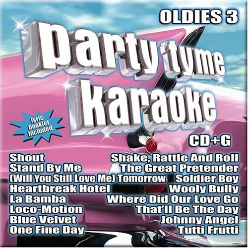 Party Tyme Karaoke Vol. 3 Oldies Karaoke Incl. Cdg 16 Song
